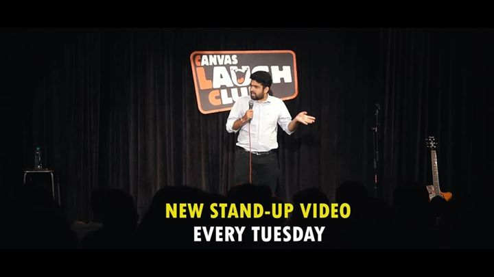Get ready to Laugh Your Ass Off!!! SUBSCRIBE To @thecomedyfactoryindia's YouTube Channel Now because we are going to release hell lot of Stand Up Videos on every Tuesday!!! . . . #tcf #tcfindia #thecomedyfactoryindia #thecomedyfactory #standup #standupcomedy #comedian #comedy #comic #gujarati #gujaraticomedy #canvaslaughclub #clc