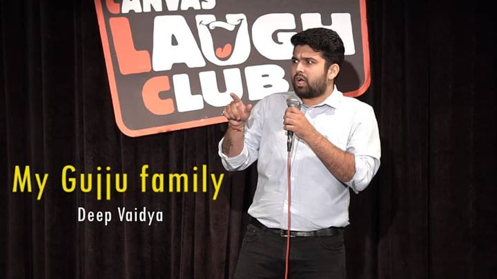 Hey everyone! Uploaded my new Gujarati stand up comedy  video on @thecomedyfactoryindia's YouTube channel. If you are a non Gujarati turn on CC and enjoy the video!!! . . . #nautanki #tcf #thecomedyfactory #thecomedyfactoetindia #standup #standupcomedy #comedy #comedian #youtube #comic #gujju #funny #gujarati #funny #atulpurohit #girforest #gir #gujarat #vadodara