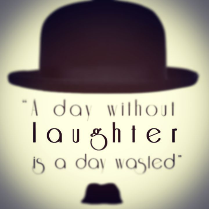 My pain is laughter for everybody but my laughter should never be Pain for anybody ... #MissYou #charliechaplin #worldneedsyou #pleasebeback