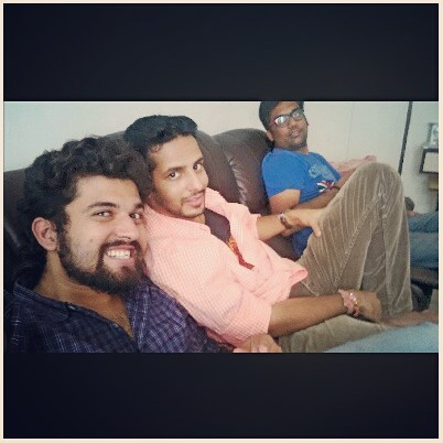 People might think dt we are chilling but actually dts how we work @thecomedyfactoryindia ... #BestTeam #TCF #Mentors