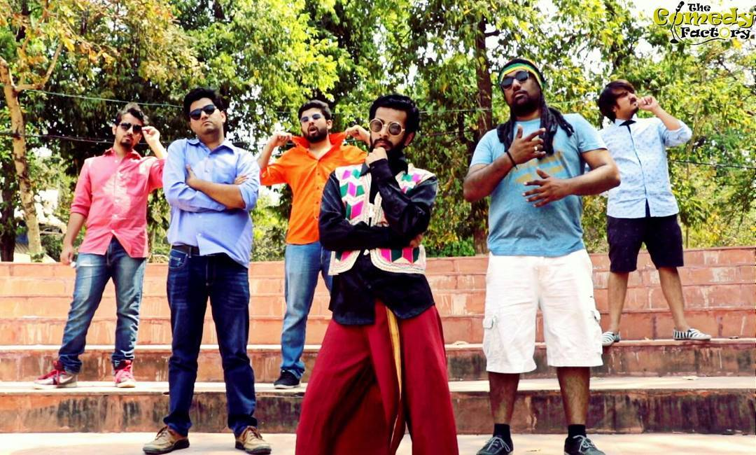 The Gujju Gang is coming tomorrow with an amazing song... Subscribe to @thecomedyfactoryindia 's YouTube Channel ...