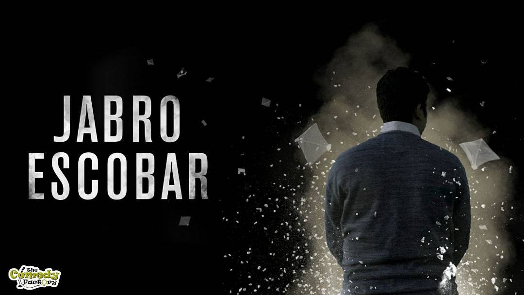 Signore! Io Sono Jabro Escobar Gaviria... New Video Releasing Tonight on @thecomedyfactoryindia's YouTube Channel. Starring me, @aarizsaiyed, @chirayu_m, @harshu_patel18, @flavourofgod, @akshatgram @arpitaa_15 @rizwanameer #nautanki #thecomedyfactory #tcf #narcos #narcosparody #gujjupablo #gujju #gujjuvideos #uttarayan #uttarayan2018