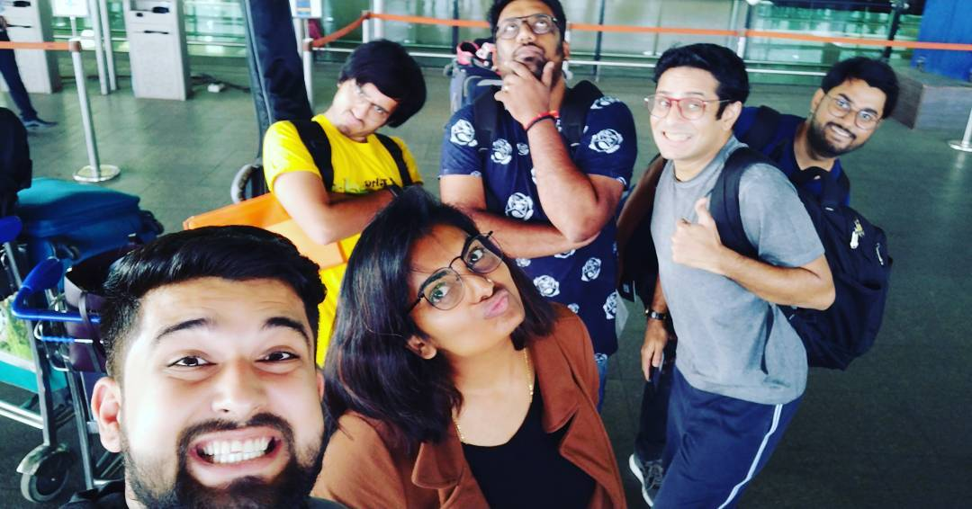 Australia!!! Get Ready For Some Gujju Madness By @thecomedyfactoryindia
