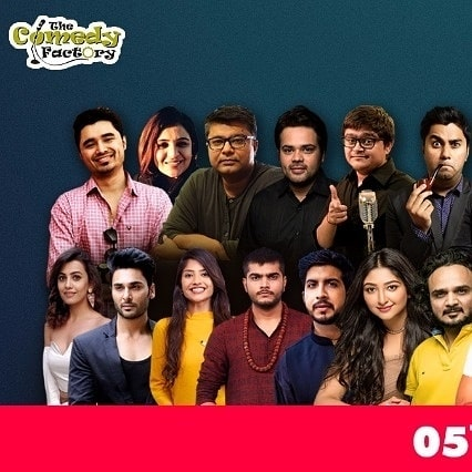 @thecomedyfactoryindia Presents GUJARATI NIGHT OUT!!! . . Guess who will be ROASTED this year and WIN 10 COUPLE PASSES of Kamatibaug.