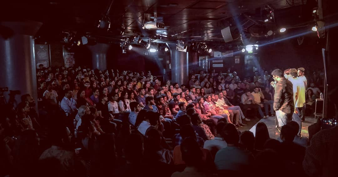SoldOut Show at @canvaslaughclub by @thecomedyfactoryindia ... It was a Sarvagun Sampanna Show ... Thank You So Much Everyone who joined us last night, it would not have been possible without you . . . #thecomedyfactory #tcf #tcfindia #nautanki #canvaslaughclub #clc #standupcomedy #standup #comedy #comedian #comic #mumbai #gujarat #gujarati #gujju #soldout #housefull