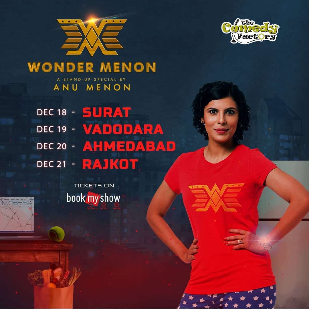 @exlolakutty is touring her special in Gujarat