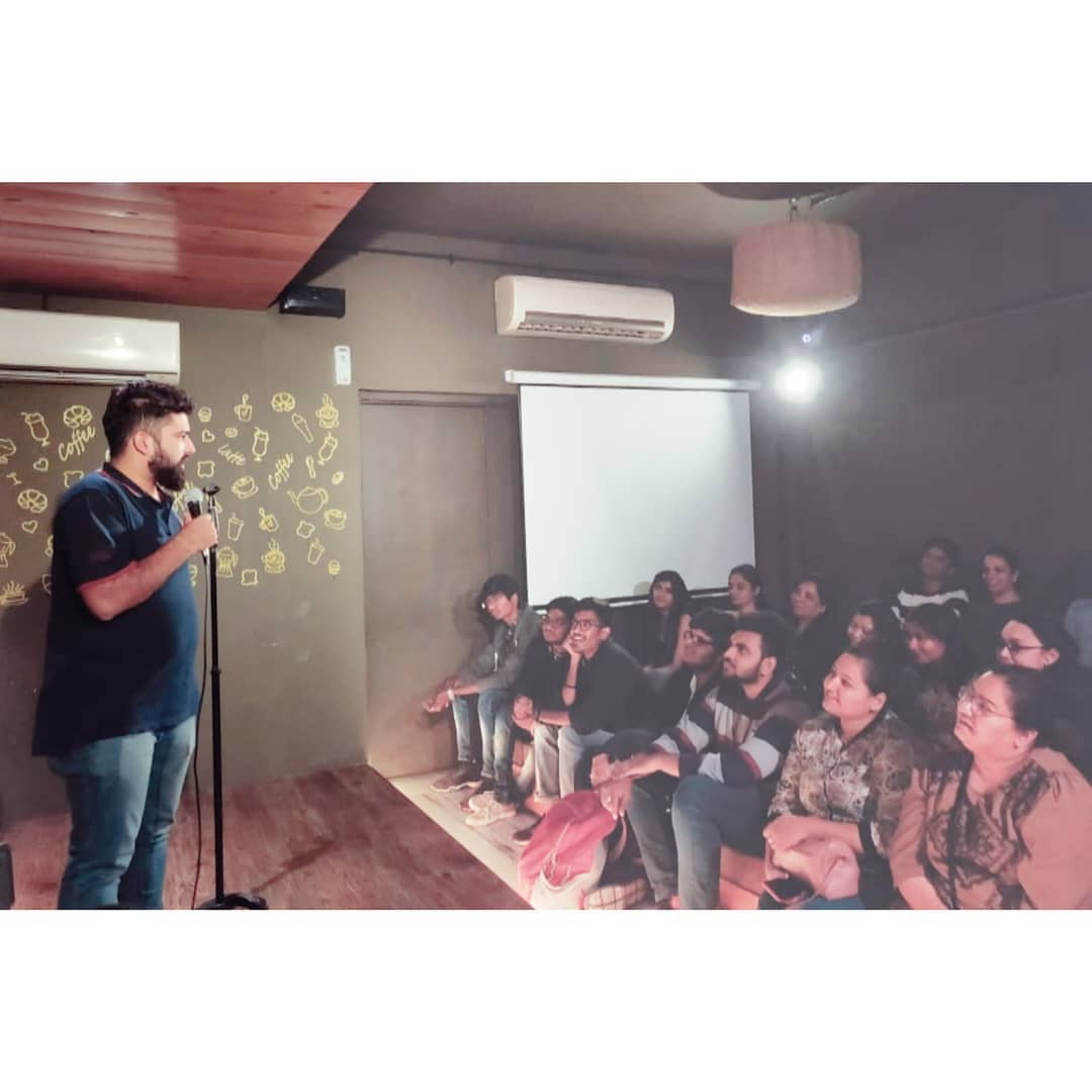 Deep Vaidya,  nautanki, production, productionteam, shoot, youtube, liveshows, standupshows, standupcomedy, tcf, thecomedyfactory, thecomedyfactoryindia