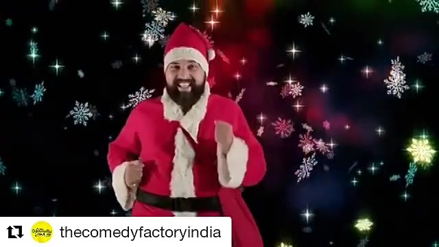 #Repost @thecomedyfactoryindia (@get_repost) ・・・ >>> FULL VIDEO LINK IN @thecomedyfactoryindia's BIO <<< Our new video is out!!! Gujju Santa has a message for you All. Check it out! Subscribe to our channel if you have not!