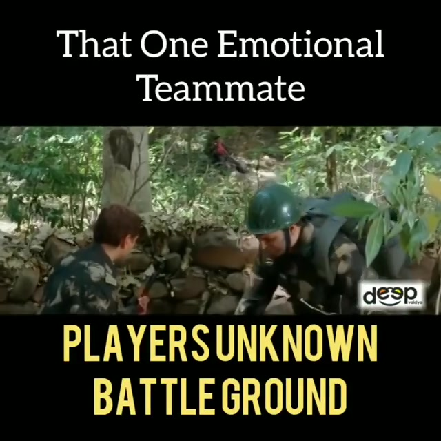 Tag That One Emotional Teammate Who Always Falls For The Bait!!! #pubg #pubgmobile #pubgmemes #pubgfunny #pubgmeme #pubgindia #gujjupubg #pubgfunnymoments #playerunknownsbattlegrounds #bollywoodpubg #nautanki #ajaydevgan #bobbydeol #tangocharlie #bollywood #memeoftheday