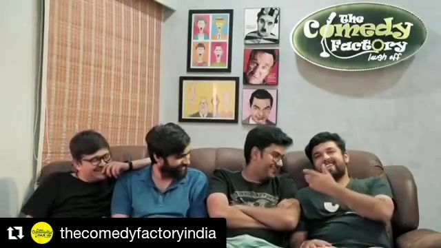 It takes Hell Lot Of #mehnat in making one video... . . Checkout our new creative block 7.0 . . #tcf #tcfindia #thecomedyfactory #thecomedyfactoryindia #creativeblock #bts #youtube #youtubeindia #gujju #behindthescenes