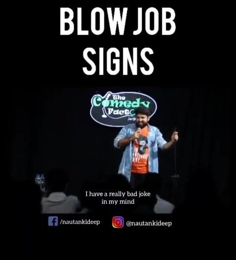 ***Headphones Recommended*** Just a thought I got back stage while hosting @thecomedyfactoryindia's show in Ahmedabad. . . #standupcomedy #standup #comedy #funnyvideos #funny #hindi #hindicomedy #blowjob #africa #malaysia #rajkot #ahmedabad #vadodara