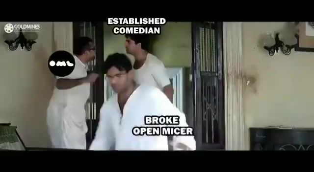 RT @kunalkamra88: Indian comedy scene in a nutshell... https://t.co/YoQiu18wEf